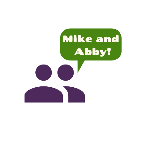 Mike and Abby 12/16/20