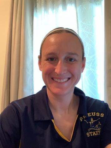 Dr. Anderson: Teacher, Coach, Runner