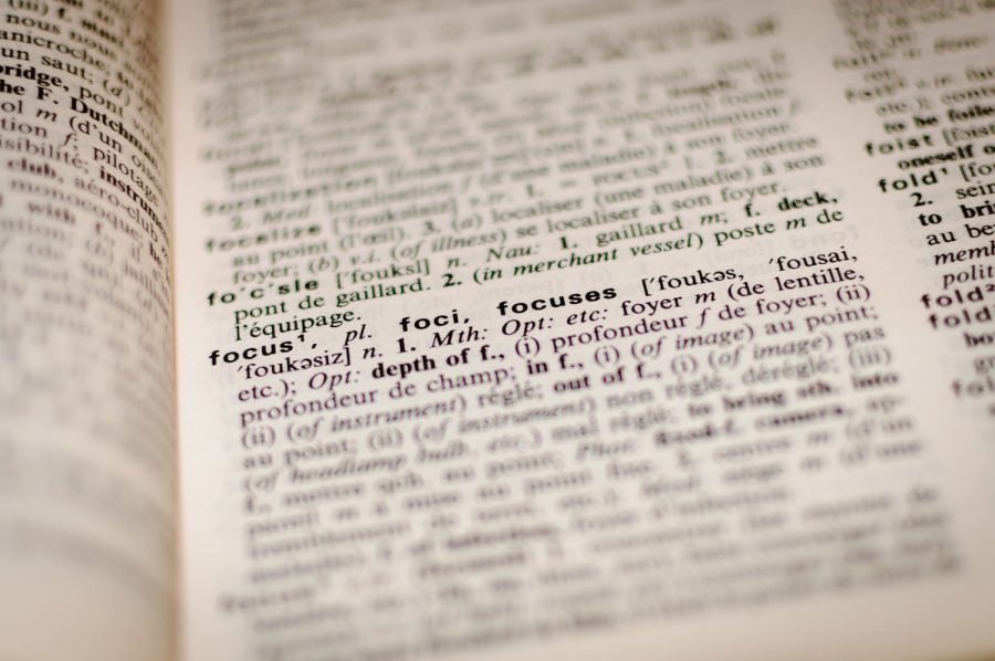 Improve your english vocabulary while fine-tuning your dSLR front/back focus