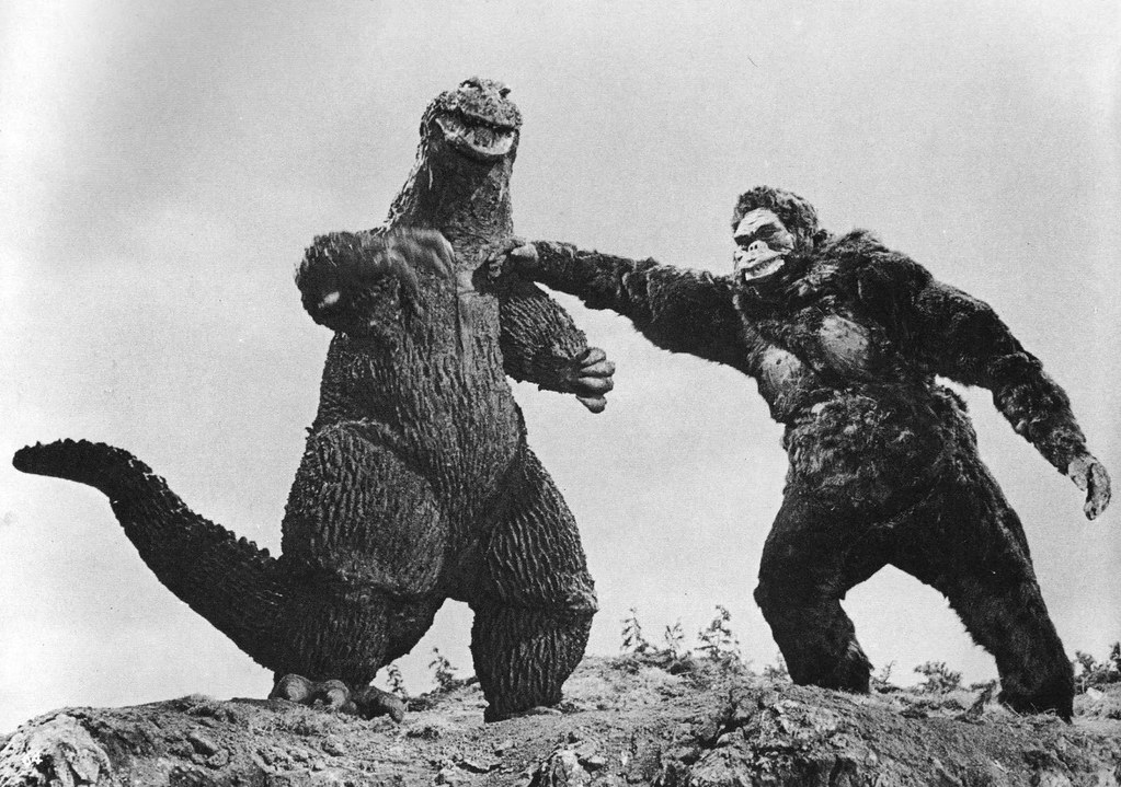 Godzilla vs. King Kong 2021 Movie