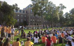 Seniors Prepare to Celebrate National College Decision Day